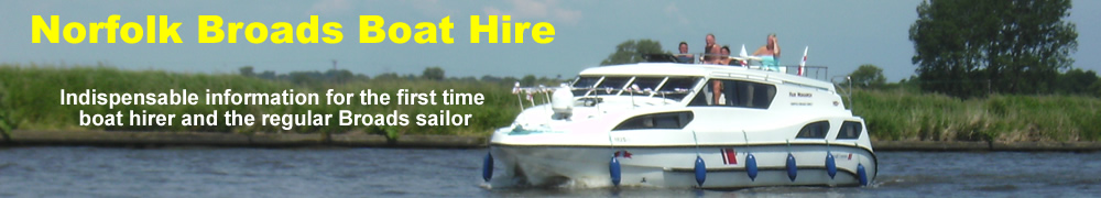 norfolk broads boat hire header