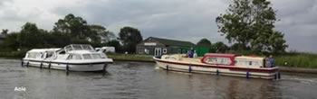 Cruising the River Bure