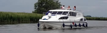 Norfolk Broads Boat Hire header image
