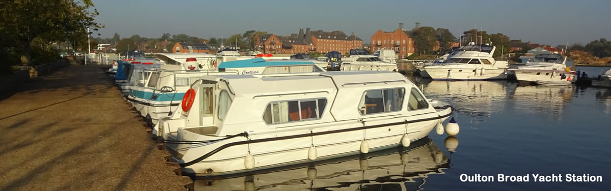 Oulton Broad Yacht Station