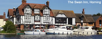 The Swan Inn, Horning