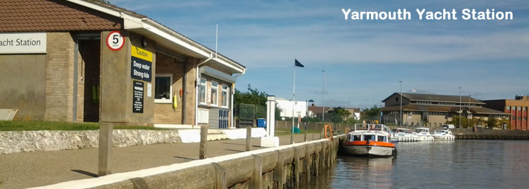 Yarmouth Yacht Station